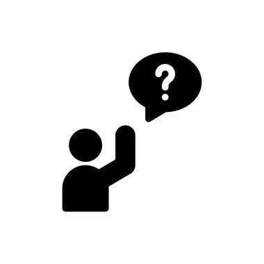 Thought  Icon for website design and desktop envelopment, development. premium pack. icon
