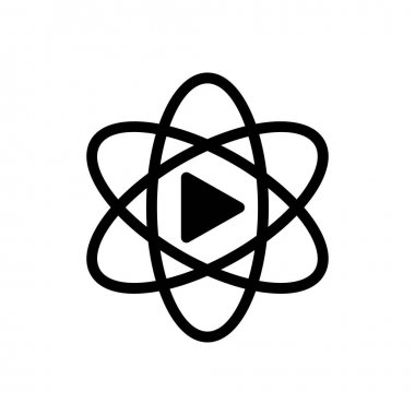 Science video Icon for website design and desktop envelopment, development. premium pack. icon