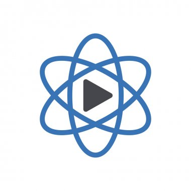 Science video Icon for website design and desktop envelopment, development. premium pack. icon