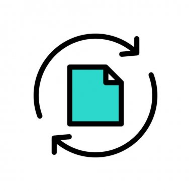Transfer file Icon for website design and desktop envelopment, development. premium pack. icon