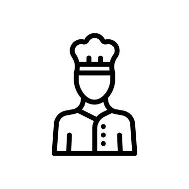 Cook Icon for website design and desktop envelopment, development. premium pack. icon