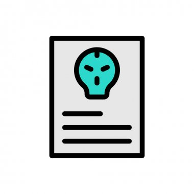 Death Icon for website design and desktop envelopment, development. premium pack. icon