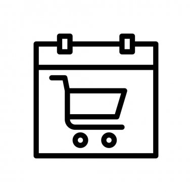 Cart  Icon for website design and desktop envelopment, development. premium pack. icon
