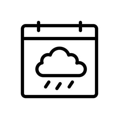 Cloud  Icon for website design and desktop envelopment, development. premium pack. icon