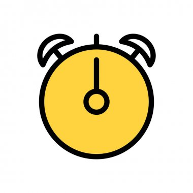 Alarm Icon for website design and desktop envelopment, development. premium pack. icon