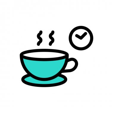 Tea  Icon for website design and desktop envelopment, development. premium pack. icon