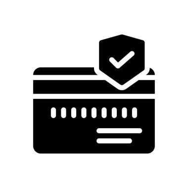 Credit Icon for website design and desktop envelopment, development. premium pack. icon