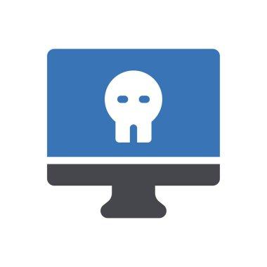 Danger  Icon for website design and desktop envelopment, development. premium pack. icon