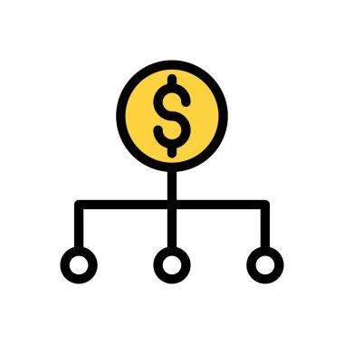Charity Icon for website design and desktop envelopment, development. premium pack. icon