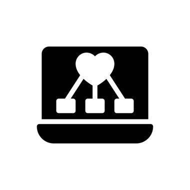 Life Icon for website design and desktop envelopment, development. premium pack. icon