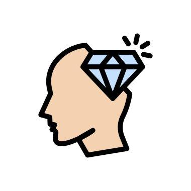 Diamond  Icon for website design and desktop envelopment, development. premium pack. icon