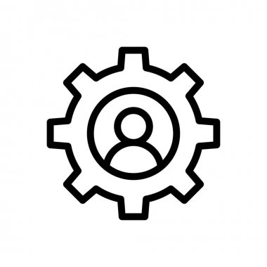 Avatar  Icon for website design and desktop envelopment, development. premium pack. icon