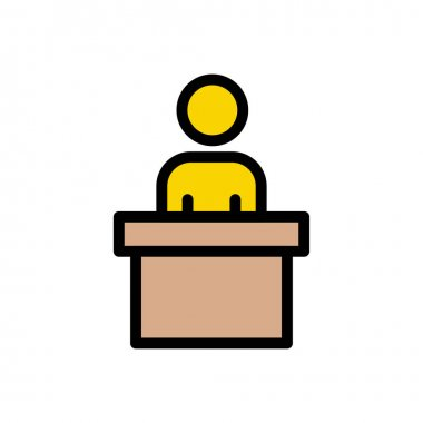 Office  Icon for website design and desktop envelopment, development. premium pack. icon