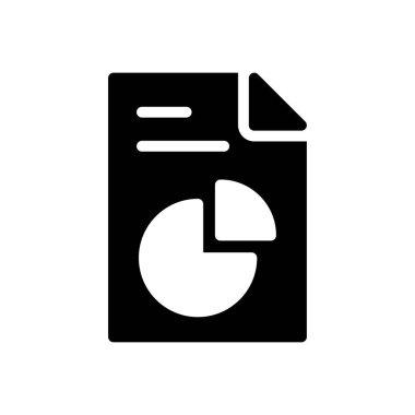Report Icon for website design and desktop envelopment, development. premium pack. icon