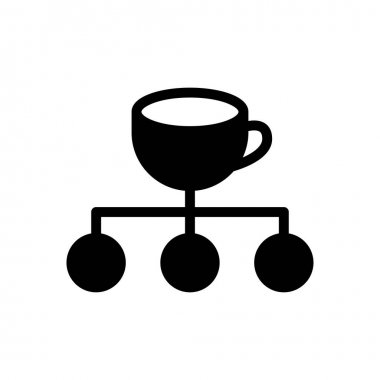 Cafe Icon for website design and desktop envelopment, development. premium pack. icon