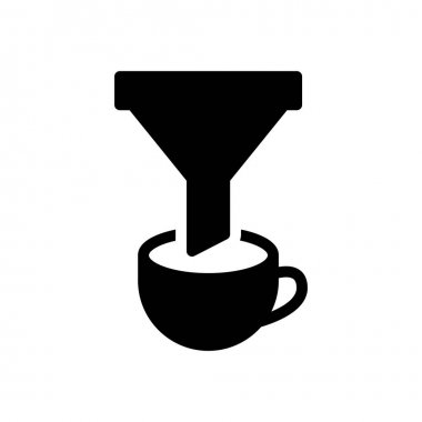 Coffee Icon for website design and desktop envelopment, development. premium pack. icon