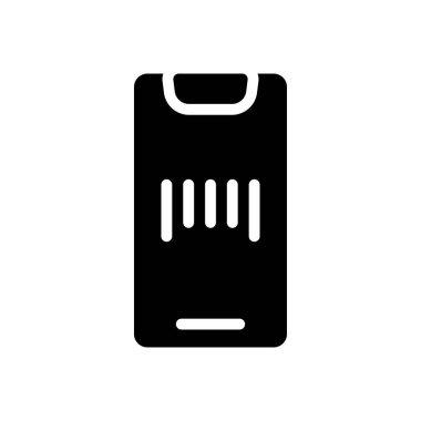 Mobile  Icon for website design and desktop envelopment, development. premium pack. icon