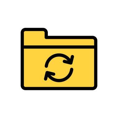 File Icon for website design and desktop envelopment, development. premium pack. icon