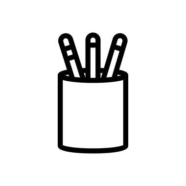 Pencil Icon for website design and desktop envelopment, development. premium pack. icon