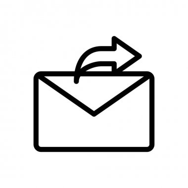Email  Icon for website design and desktop envelopment, development. premium pack. icon