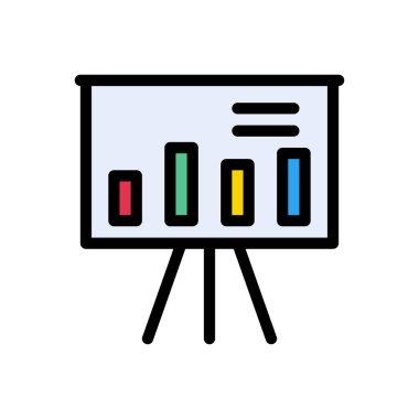 Board  Icon for website design and desktop envelopment, development. premium pack. icon