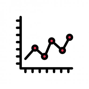 Analytic Icon for website design and desktop envelopment, development. premium pack. icon
