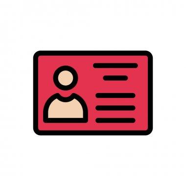Id  Icon for website design and desktop envelopment, development. premium pack. icon