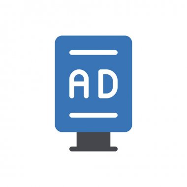 Banner Icon for website design and desktop envelopment, development. premium pack. icon