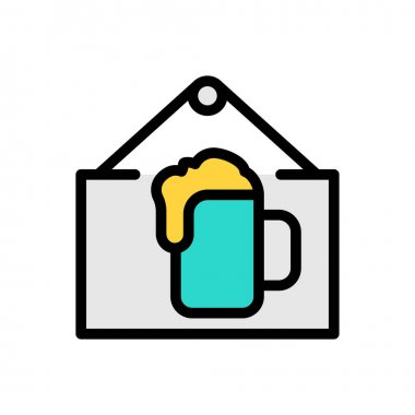 Bar  Icon for website design and desktop envelopment, development. premium pack. icon