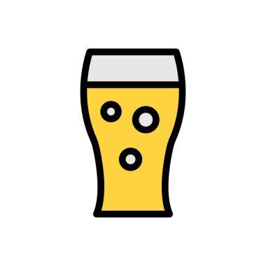 Juice Icon for website design and desktop envelopment, development. premium pack. icon