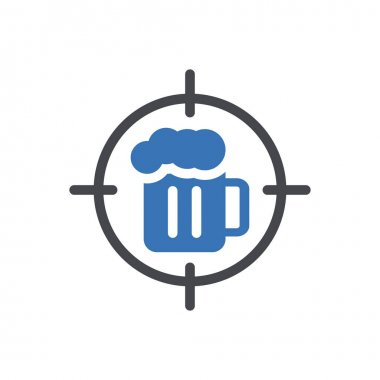 Brewery Icon for website design and desktop envelopment, development. premium pack. icon