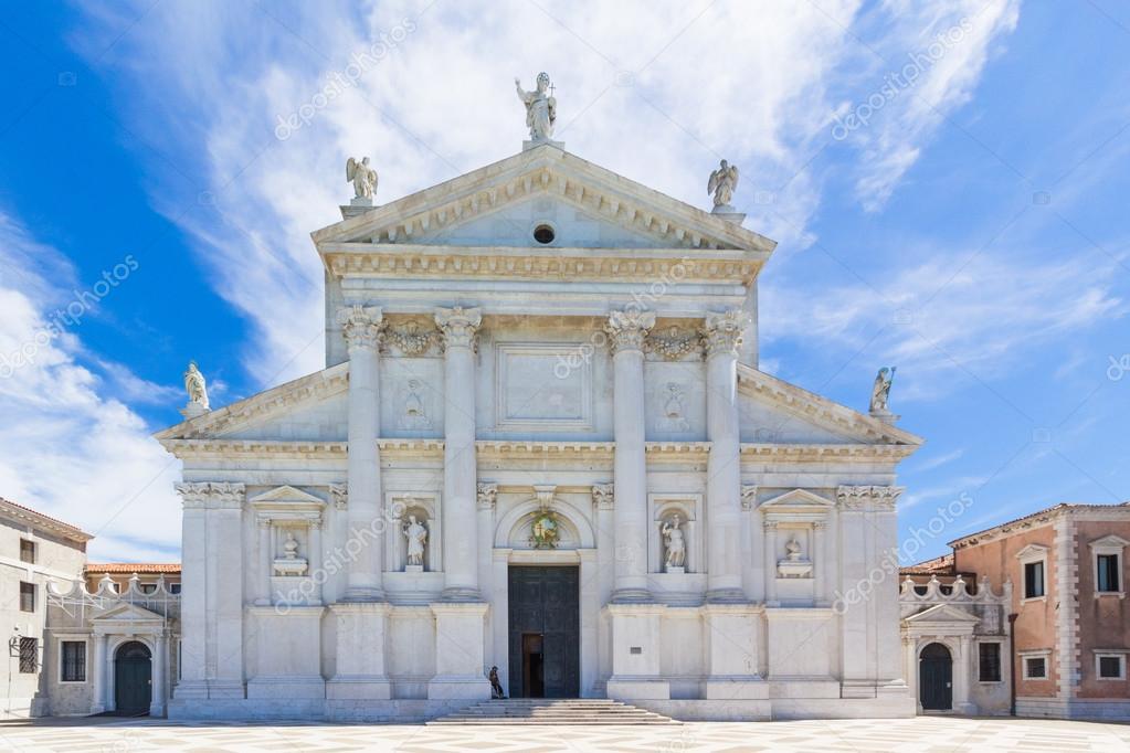 Fassade Der Kirche San Giorgio Maggiore Stockfoto Kyrien 72476355