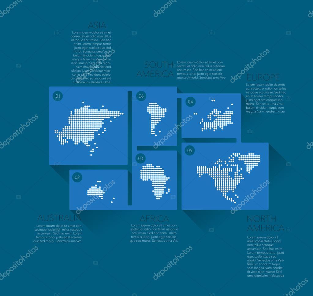 232dfab9dc3 Continentes da terra