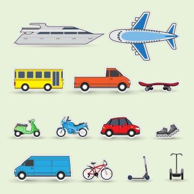 traffic vehicles