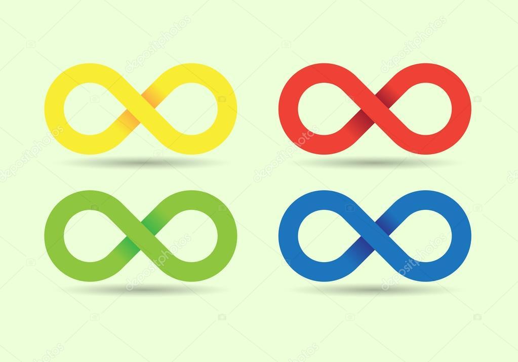 Infinity Symbol Stock Vector I3alda 81502750