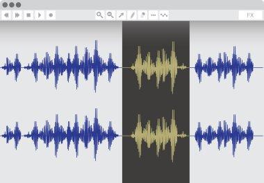 Audio edit software