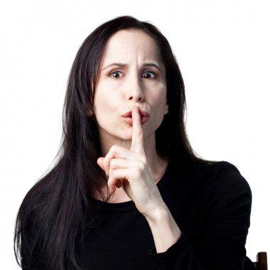 Shh be quiet!