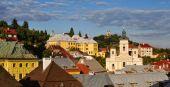 Fotografie Banské Štiavnice, Unesco město