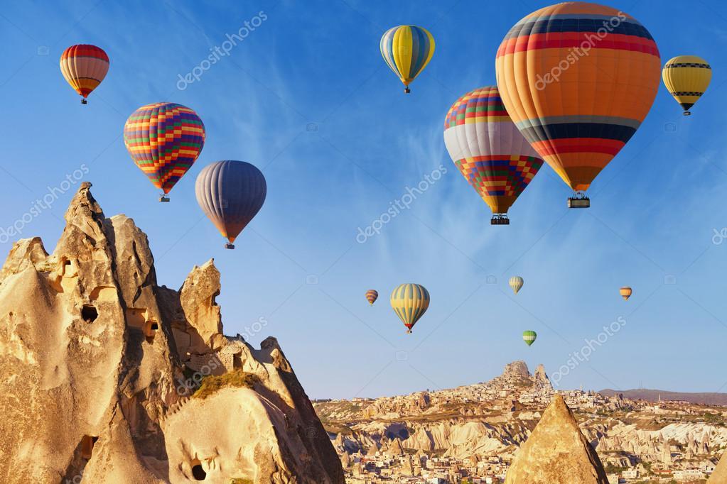 montgolfiere uchisar