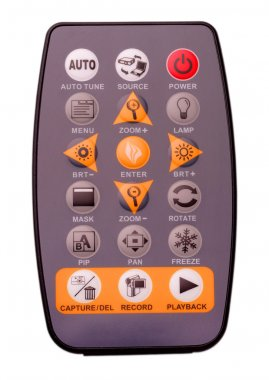 multi-functional remote control