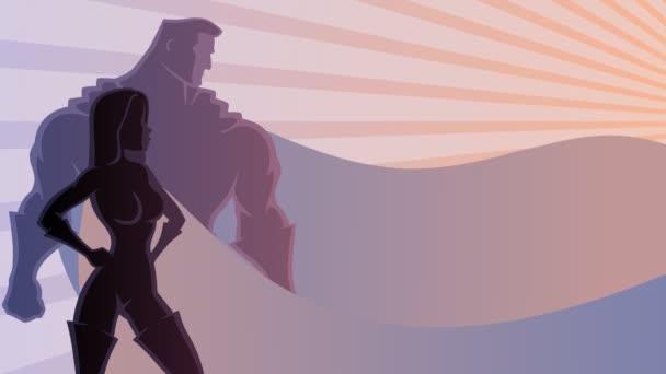 Supereroe coppia 3