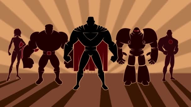 szuperhős csapat