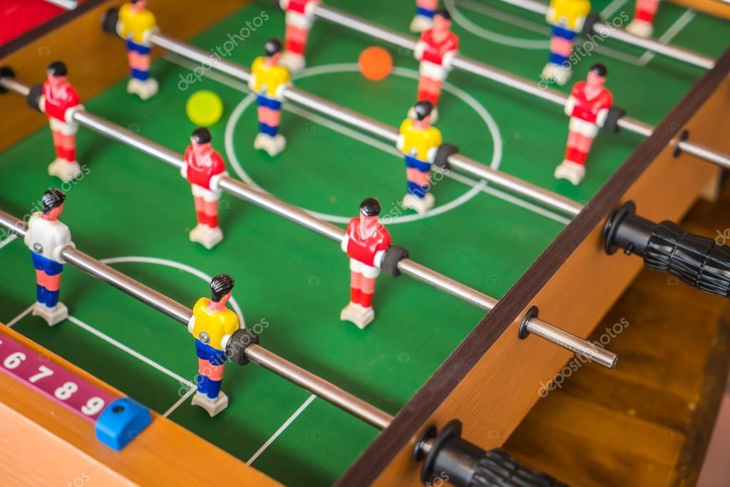 Juego De Mesa Futbol Fotos De Stock C Jannystockphoto 108694996