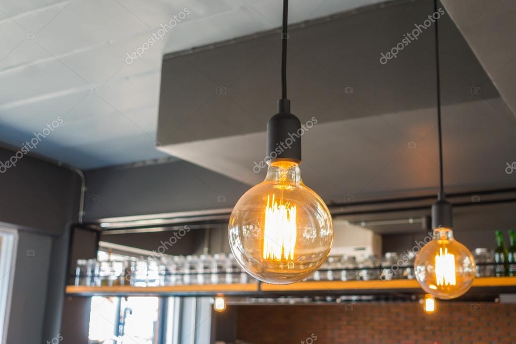 Vintage Beleuchtung Dekor., High-Definition-Bilder — Stockfoto ...
