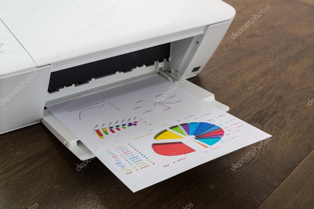 Tafel Voor Printer : Printer en laptop op houten tafel u stockfoto jannystockphoto