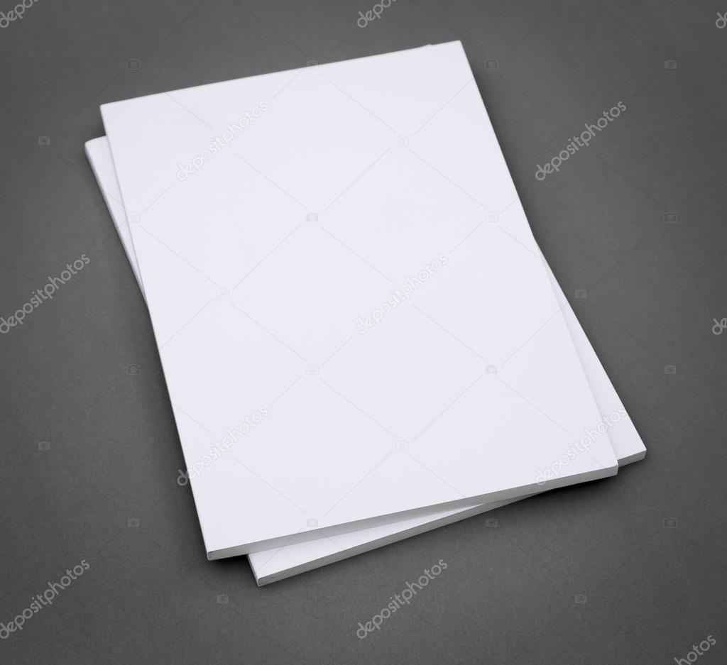 Blank, Katalog, Broschüre, Zeitschriften — Stockfoto ...