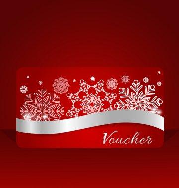 Christmas sale voucher