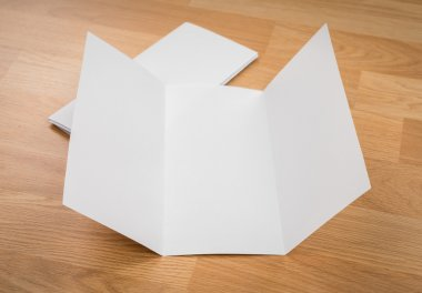 Trifold templates papers