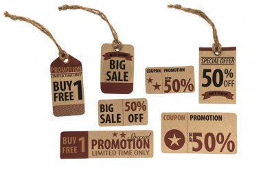 advertisement Sale Coupons