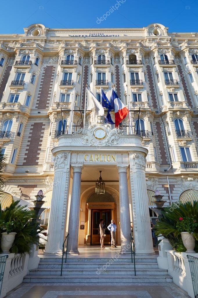 H tel de luxe intercontinental carlton entr e cannes photo ditoriale andreaa 92606266 - Prix chambre carlton cannes ...